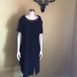 💜 2 for $30 💘 Jessica Simpson LBD, size 2X